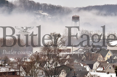 Fog feature in Butler