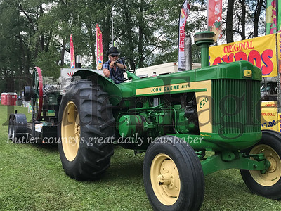 Harrisville Tractor Parade