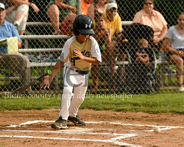 Butler vs Titusville Little League