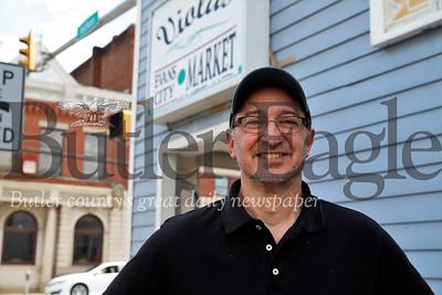 Viola's in Evans City owner Frank Viola. Seb Foltz/Butler Eagle
