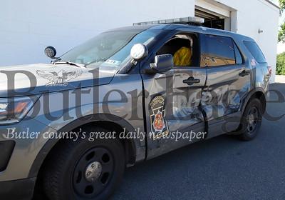 State Trooper incident. Seb Foltz/Butler Eagle