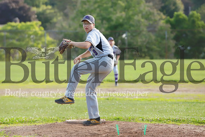 Karns City reliever #9. Seb Foltz/Butler Eagle