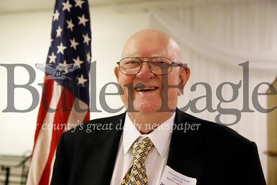 Bob Hilberry, voting hall of fame recipient. Seb Foltz/Butler Eagle