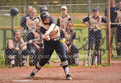 Knoch #11  at bat against New Castle. Seb Foltz/Butler Eagle