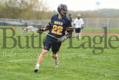 Mars' Mike Doyle against Knoch. Seb Foltz/Butler Eagle