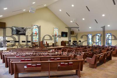 Harold Aughton/Butler Eagle: St. Paul Lutheran Church