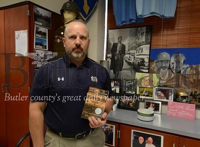 55641 Jim Lucot holocaust teacher at Seneca Valley High School