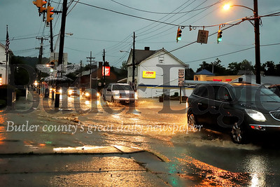 Route 19 and Beaver St. Zielienople. Seb Foltz/Butler Eagle