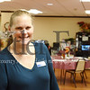Harold Aughton/Butler Eagle: Kim Hicks manager of the Mars Senior Center.