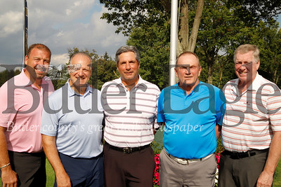 Pro Am Winners left to right: Kevin Gagliardi, Nick Palombi, Denny Dolci(pro), Chuck Montgomery, George Becker.