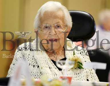 Harold Aughton/Butler Eagle: Ruth Werner will turn 100 December 15.