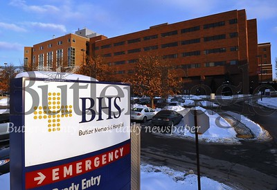 95134 BUTLER MEMORIAL HOSPITAL BMH BUTLER HEALTH SYSTEM ROSKOVSKI PATTERSON PROGRESS