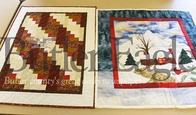 Harold Aughton/Butler Eagle: The 2019 Woodland Quilt Show will be held Sat., Oct. 19 and Sun., Oct. 20. at Lutheryln, 500 Lutherlynn Land in Prospect.