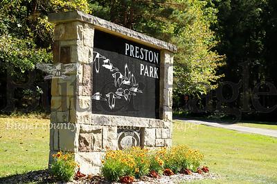 Preston Park, Butler. Seb Foltz/Butler Eagle