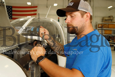 Airquest Aviation Ken Pavlinsky (mechanic)  Seb Foltz/Butler Eagle