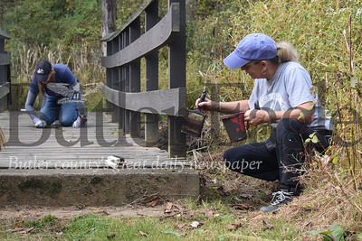 Jennings environmental center. Andie Hannon/Butler Eagle