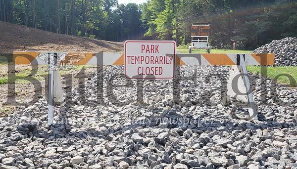 Harold Aughton/Butler Eagle: Preston Park closed
