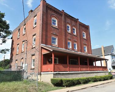330 Virginia Ave, Steve Ferris Redevelopment story. Seb Foltz/Butler Eagle