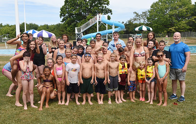 Harold Aughton/Butler Eagle: Grace Youth and Family Foundation at Alameda Water Park