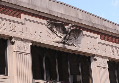 Diamond Street Butler Eagle Building. Seb Foltz/Butler Eagle Aug. 2020