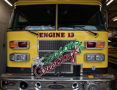 Prospect Fire Engine