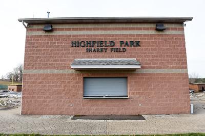 Highfield Park. Harold Aughton/Butler Eagle.