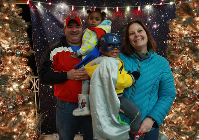 630 -- The Junior Women's Club of Butler held their Polar Express Christmas event in Alameda Park on Saturday night.