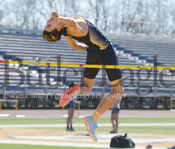 49883 WPIAL TEAM TRACK Semi finals Butler Boys and Girls track team