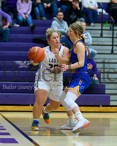 UNION VS KARNS CITY GIRLS BASKETBALL