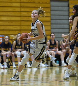 Knoch vs Mars Girls Basketball