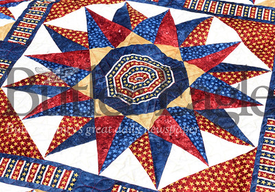 Harold Aughton/Butler Eagle: River's Bend Quilters