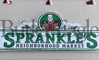 Harold Aughton/Butler Eagle: Sprankle's Grand Opening in Saxonburg Saturday, July 4, 2020.