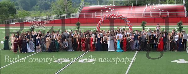 2020 Slippery Rock High School Prom