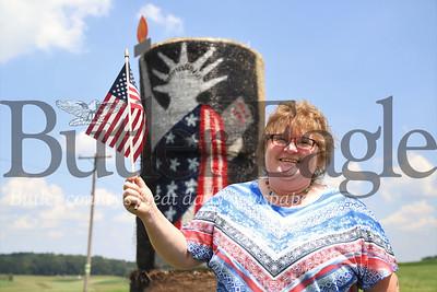 Lorraine Thiele of Thiele Family Farm. Seb Foltz/Butler Eagle
