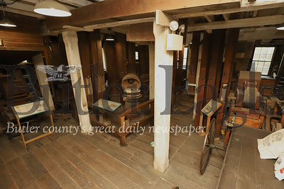 McConnells Mill is now open for self guided tours. Seb Foltz/Butler Eagle 07/18/20