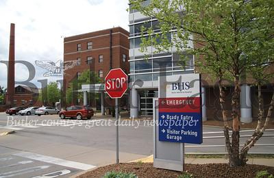 Butler Memorial Hospital. Seb Foltz/Butler Eagle