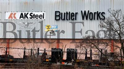 Harold Aughton/Butler Eagle: AK Steel