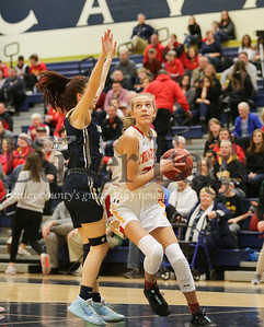 Freeport vs North Catholic Girls Basketball State Playoffs