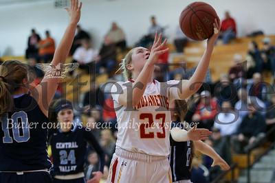 North Catholic vs Central Valley Girls Basketball