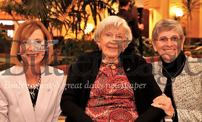 Butler Region Women's Leadership Council Honorees left to right: Susan E. Hoolahan, Jean B. Purvis, Marilyn J. Horan. Seb Foltz/Butler Eagle