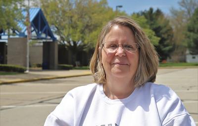 Connie Sarver, retiring teacher at Moraine Elementary. Seb Foltz/Butler Eagle