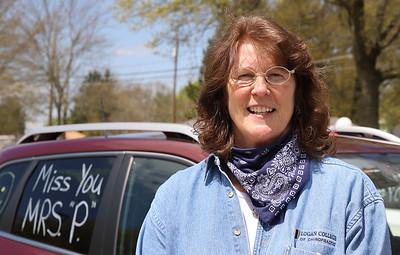 Barb Putorti, retiring teacher at Moraine Elementary. Seb Foltz/Butler Eagle