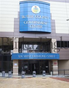 Butler County Courthouse Seb Foltz/Butler Eagle