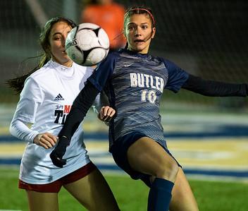 Butler Vs Moon Womens Soccer