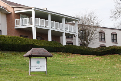 According to media reports, 27 out of the 49 residents at Quality Life Services in Sarver have tested positive for COVID with 9 deaths.  Harold Aughton/Butler Eagle.