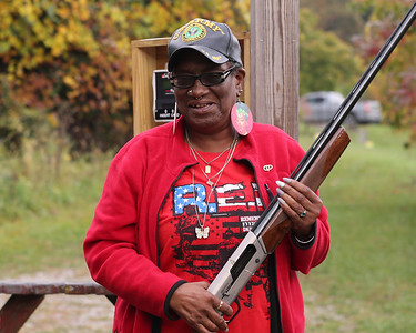 Robin's Home resident Loretta Smith-Jones. Seb Foltz/Butler Eagle