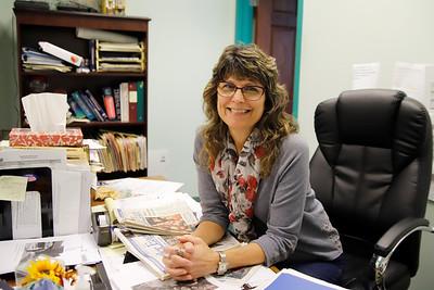 Donna Sybert, Managing Editor. Seb Foltz/Butler Eagle