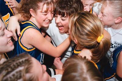 UNION V DUBOIS GIRLS BASKETBALL
