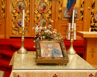 NOTE: FOR NEW REVERAND STORY: Saints Peter and Paul Ukrainian Orthodox Church. Seb Foltz/Butler Eagle  Sept. 5 2020