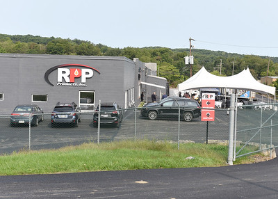 Harold Aughton/Butler Eagle:  RPP opens up a new manufacturing plant Tuesday, September 15, 2020.